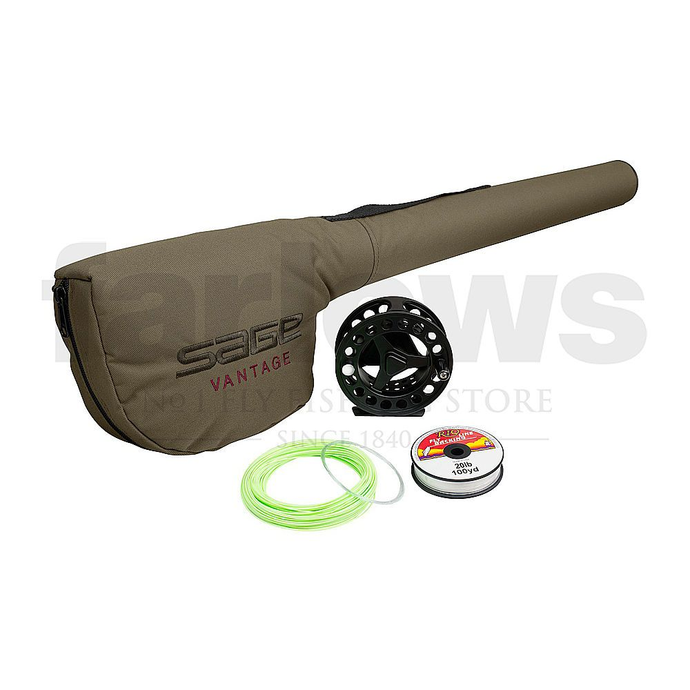 Набор Sage Vantage Fly Fishing Outfit