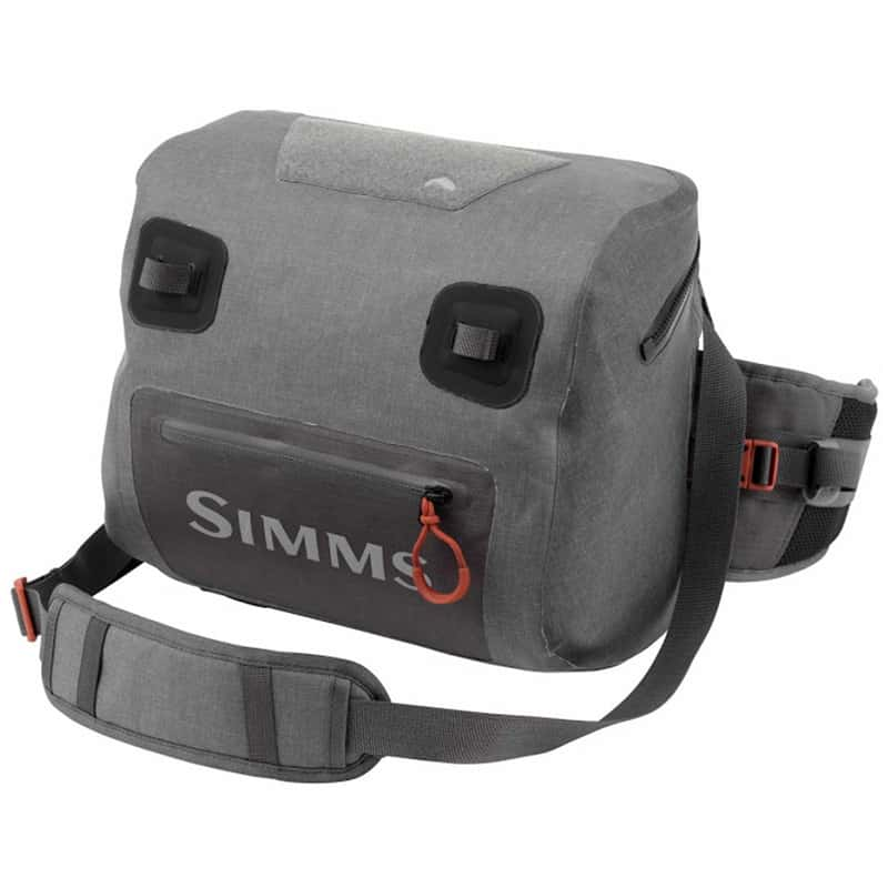 Сумка Simms Dry Creek Z Hip Pack (Pewter, 11L)