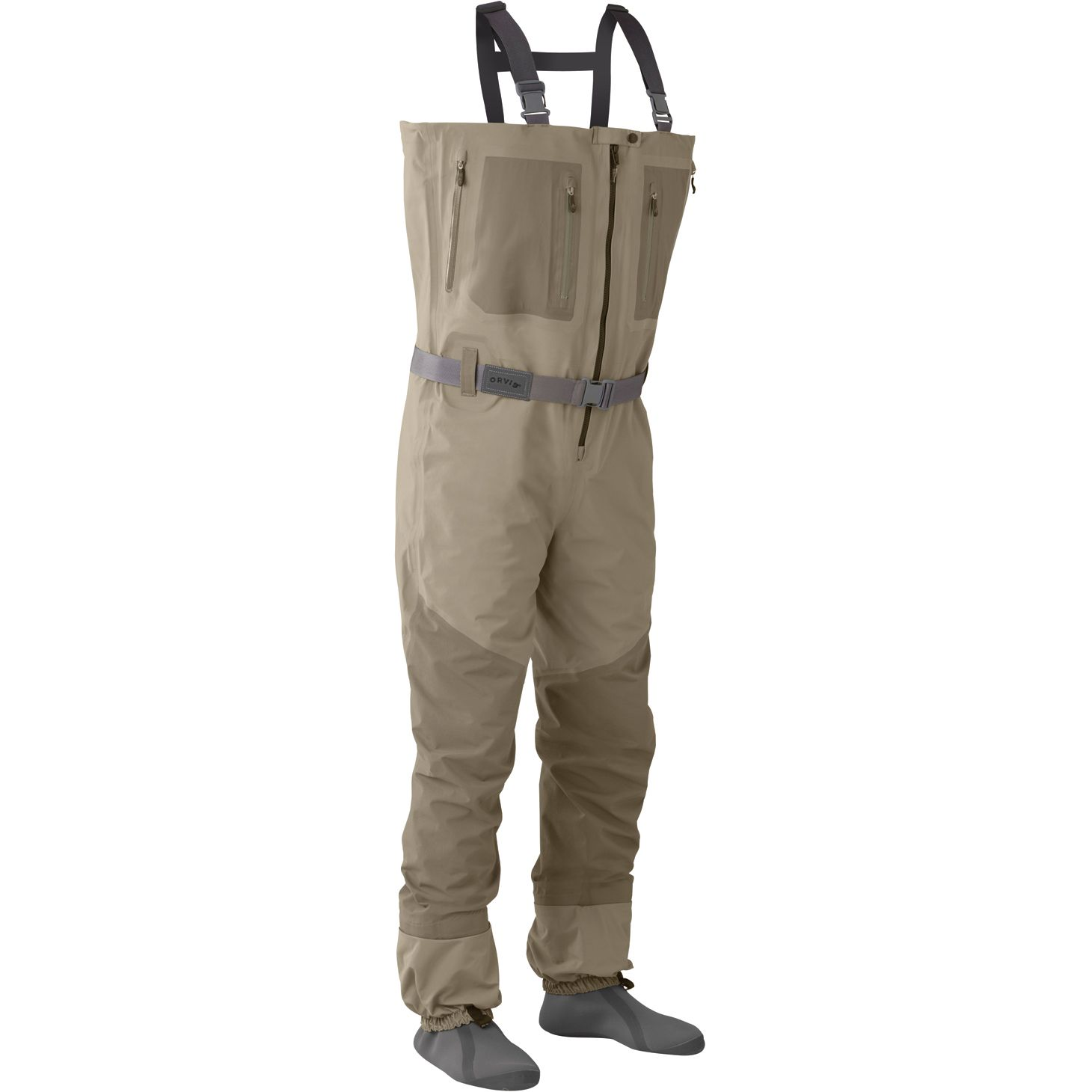 Вейдерсы Orvis Silver Sonic Zippered Waders