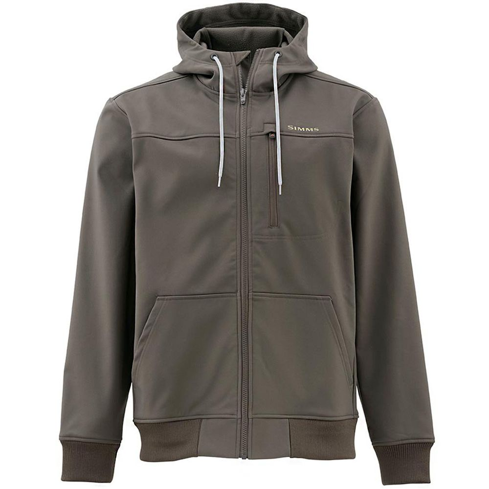 Куртка Simms Rogue Fleece Hoody (S, Dark Olive)