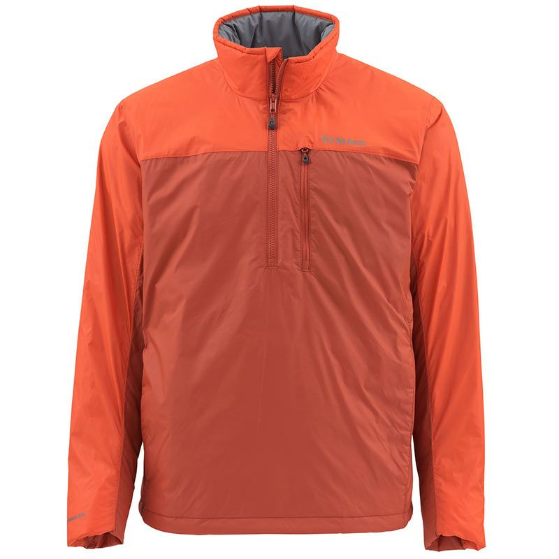 Пуловер Simms Midstream Insulated Pull-Over (XL, Simms Orange)