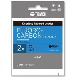 Подлесок TMC Fluorocarbon Leader Hi-Energy (01X, 9ft)