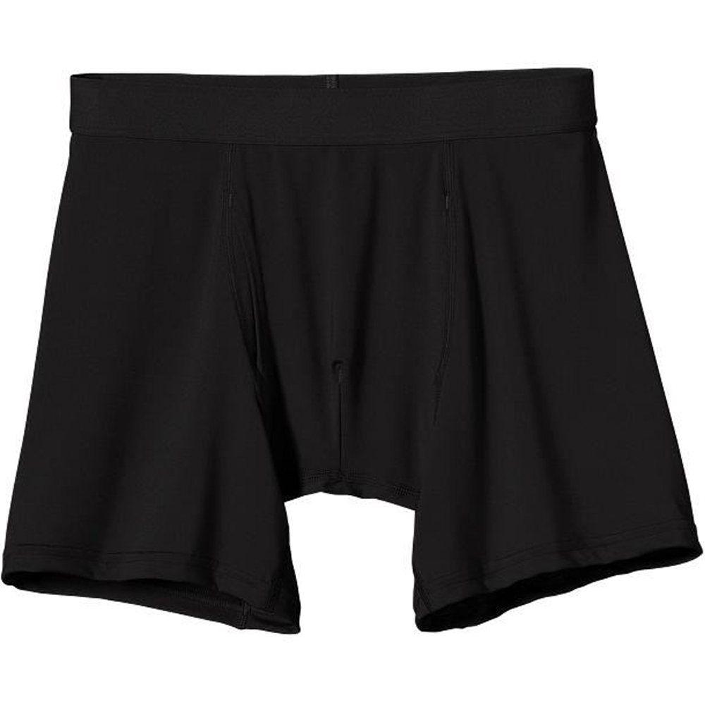 Трусы Patagonia Capilene 1 Stretch Boxer Briefs (M, Black)