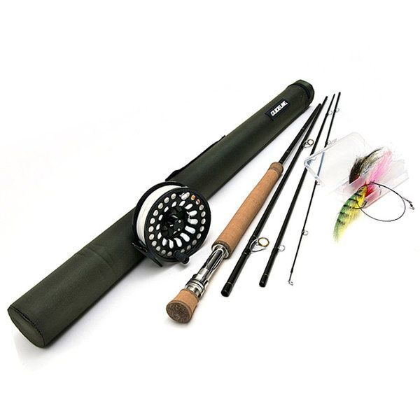Набор Guideline Epik Fly Fishing Kit (Pike #9, 9 ft., #9)