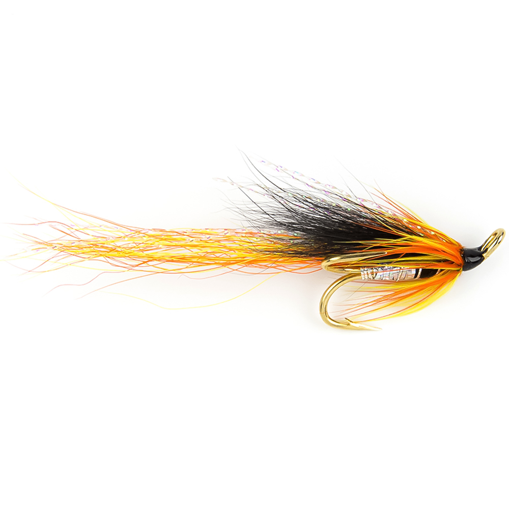Мушка SF Ally's Cascade Shrimp Treble (#12 (Gold/VMC 9613))