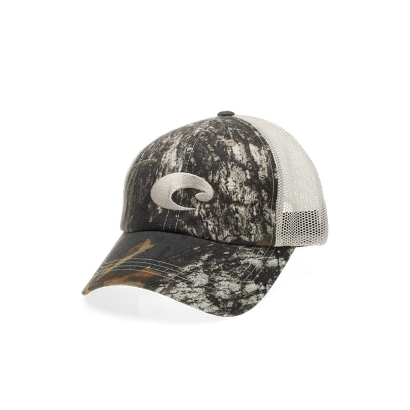 0b75fedfde2 Кепка Costa Mesh Hat (Real Tree Camo Stone) - купить с доставкой ...
