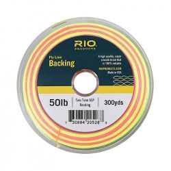 Бэкинг Rio Fly Line - 2-Tone Gel Spun Backing