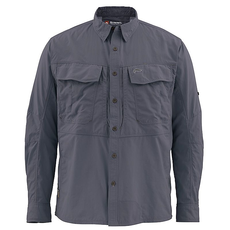 Рубашка Simms Guide Shirt (M, Nightfall)