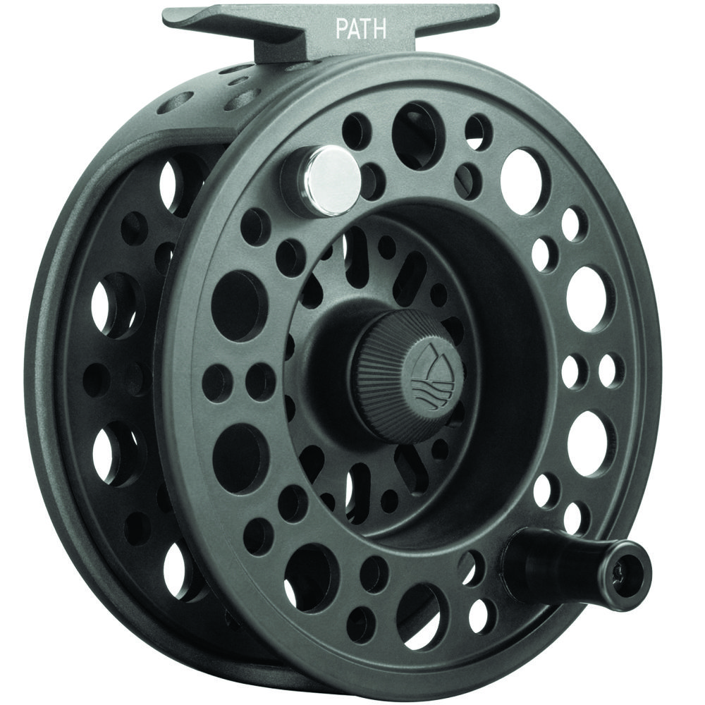 Катушка Redington Path Reel (4/5/6, Matte Charcoal)
