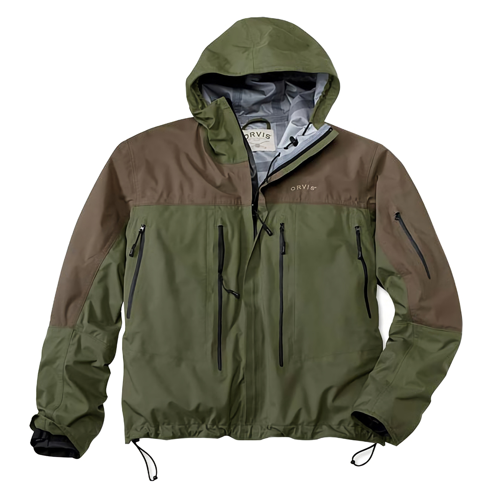 Куртка Orvis Pro Guide Stretch Wading Jacket