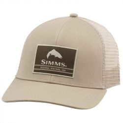 Кепка Simms Original Patch Trucker