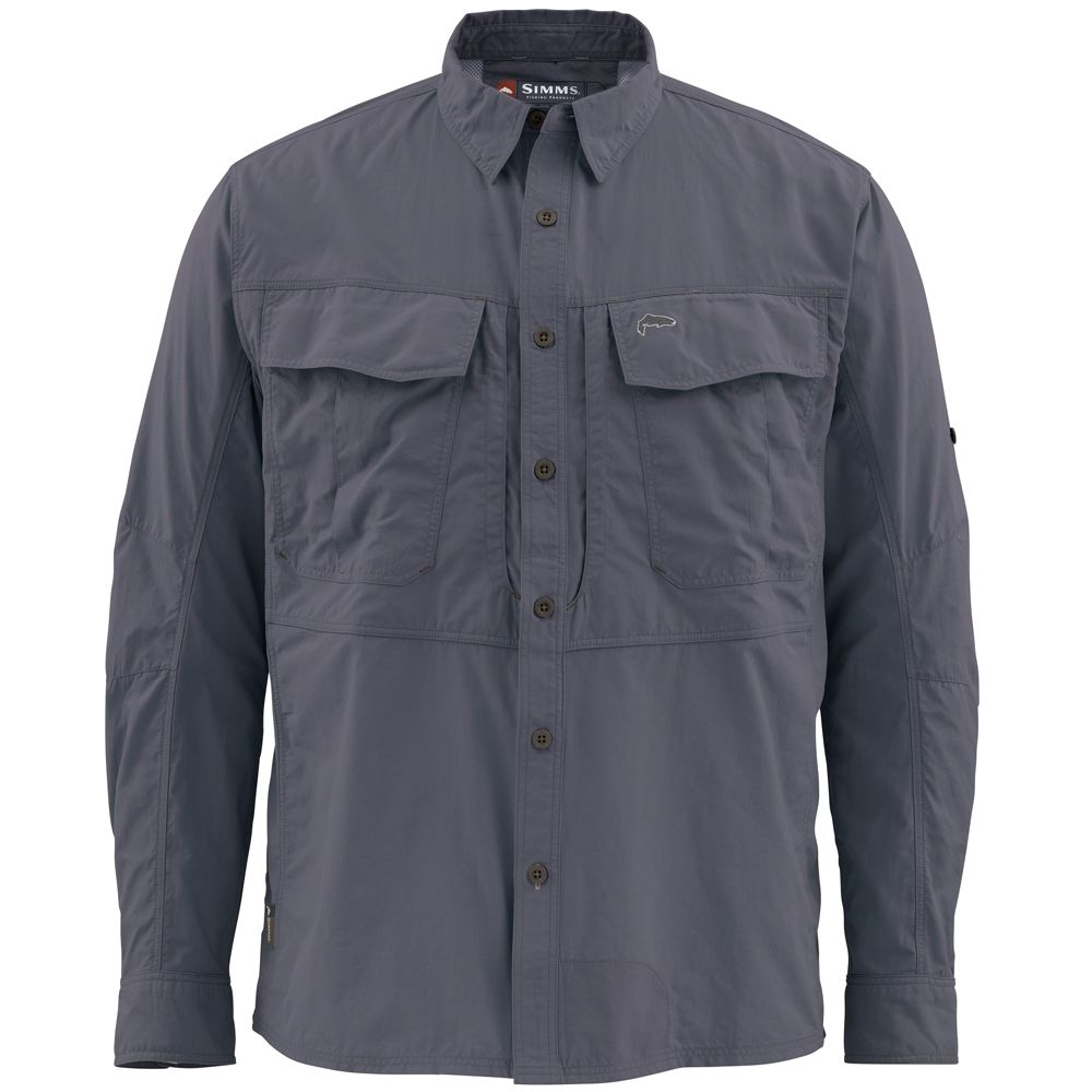 Рубашка Simms Guide Shirt (XXL, Nightfall)
