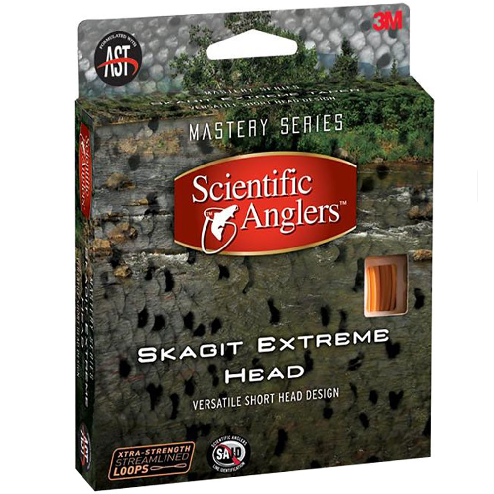 Шнур Scientific Anglers Skagit Extreme Intermediate (680 Grain, Blue)