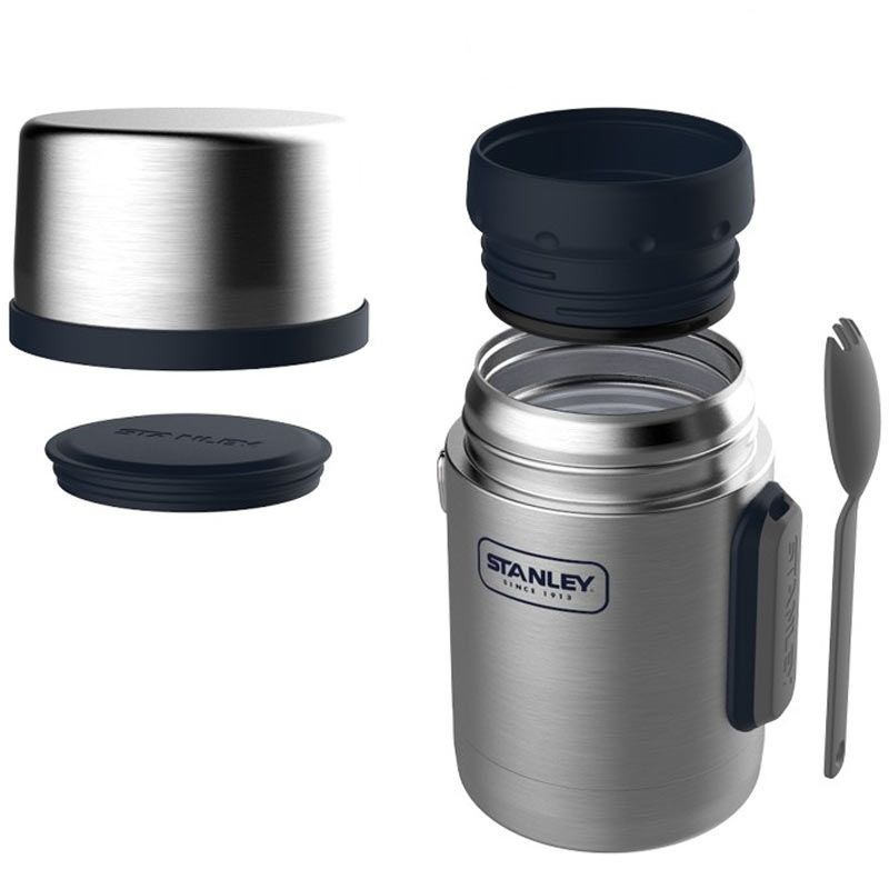 Термос Stanley Adventure SS All-In-One Food Yar 0,53л. (Stainless Steel)