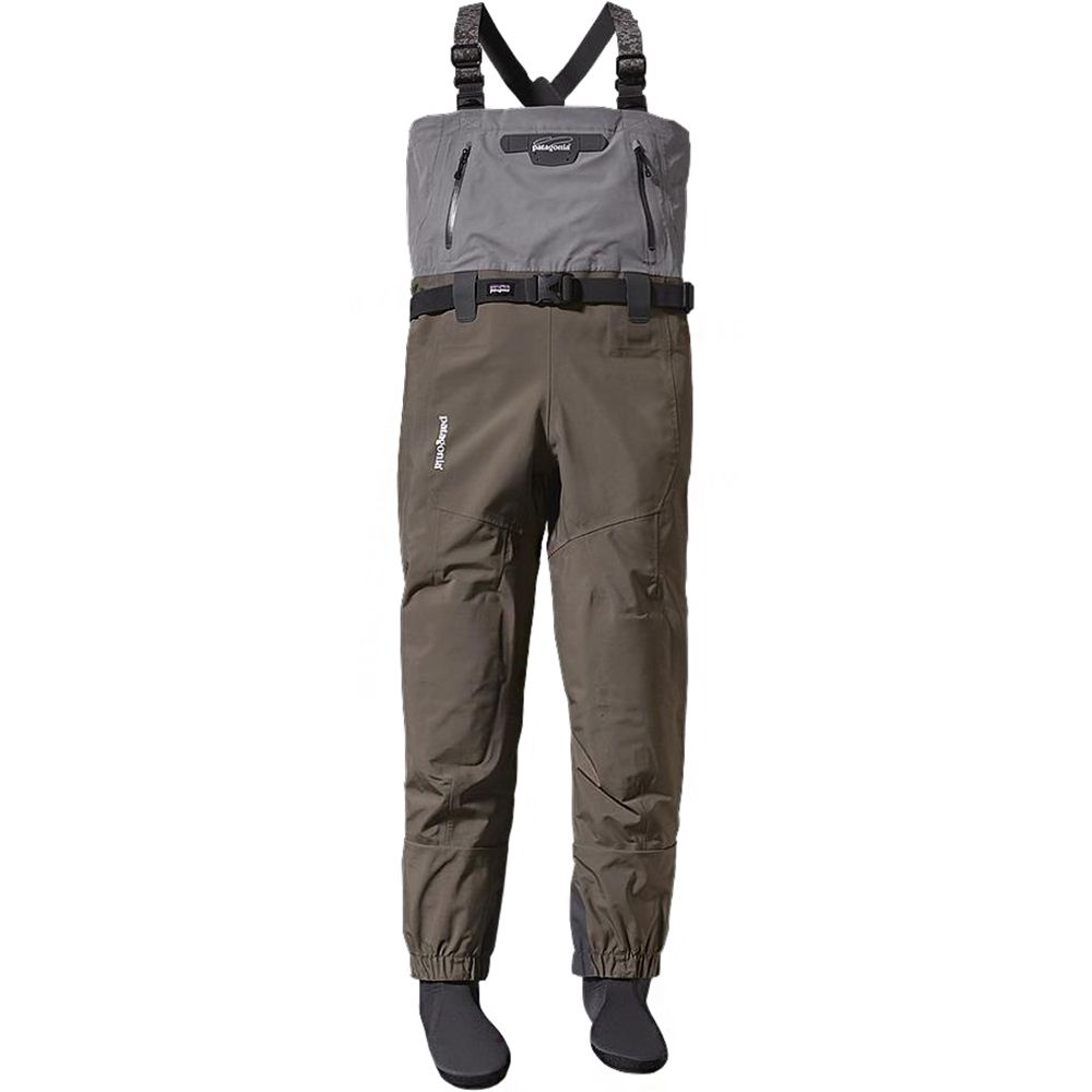 Вейдерсы Patagonia Rio Gallegos Waders (Regular L, Forge Grey)