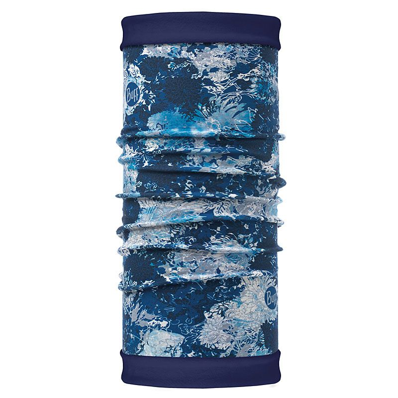 Бандана Buff Reversible Polar Buff Winter Garden Blue