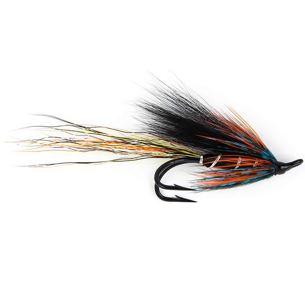 Мушка SF Ally's Tummel Shrimp Double (#10 (Black/VMC 9909))