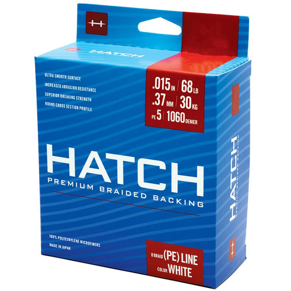 Бэкинг Hatch Premium Braided Backing