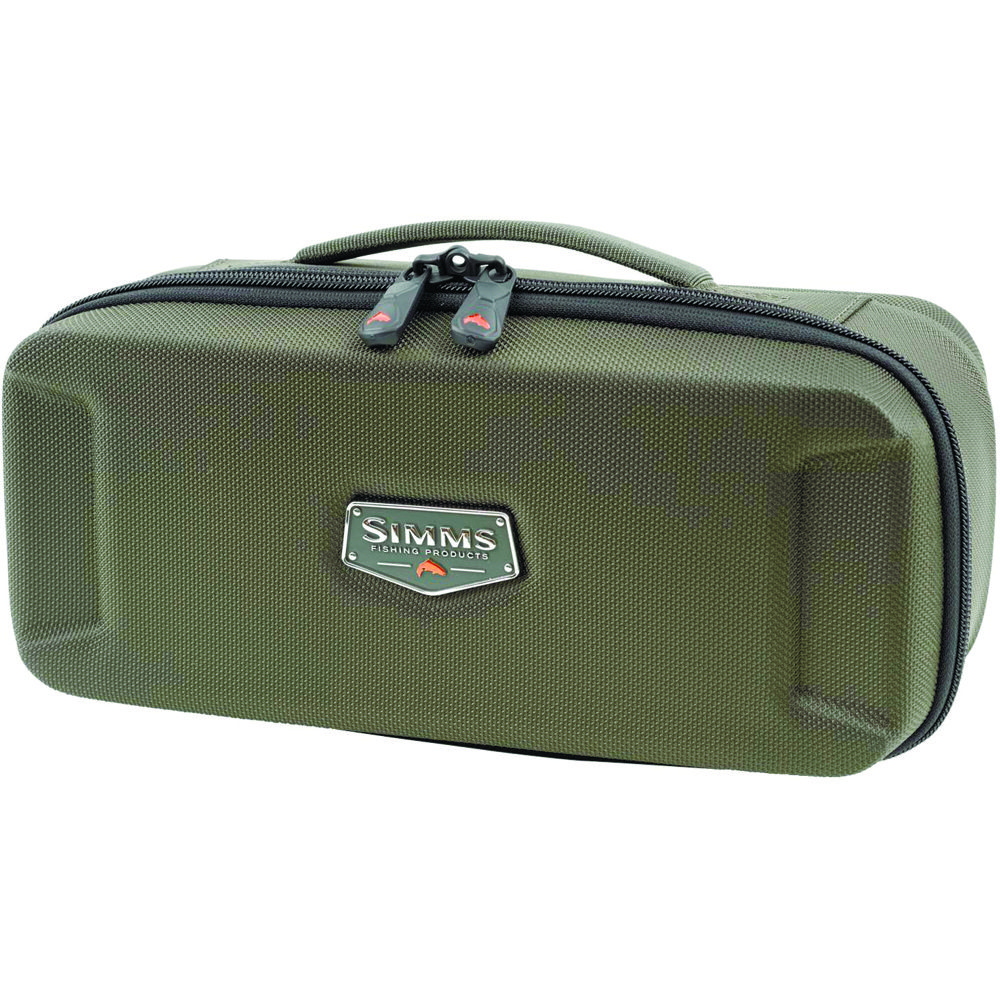 Сумка Simms Bounty Hunter Reel Case (M, Coal)
