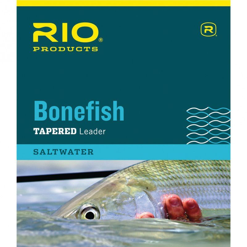 Подлесок Rio Bonefish Leader (12 ft., 10lb, 4.5kg)