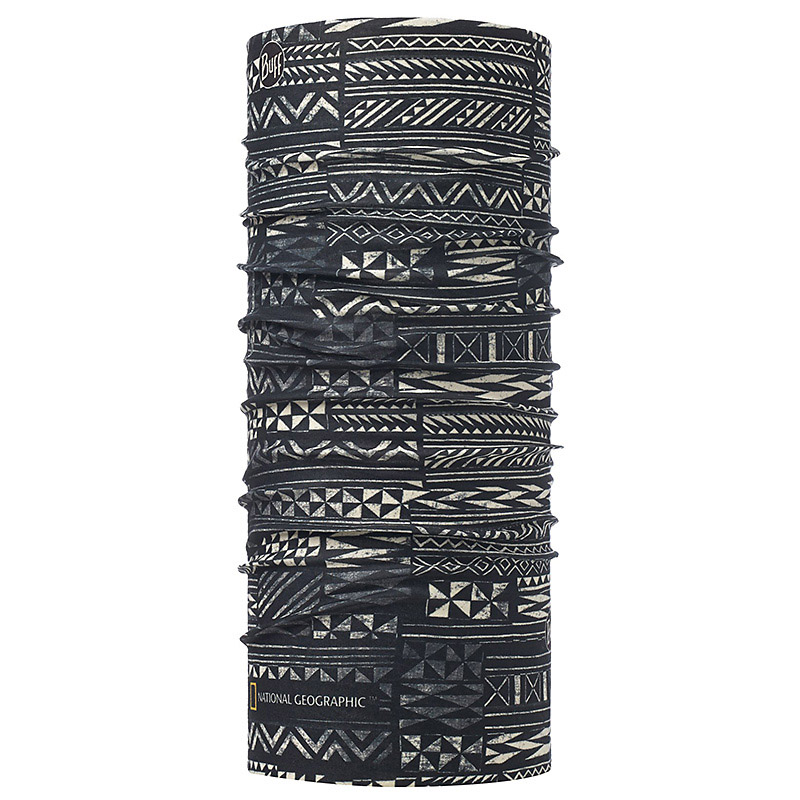 Бандана Buff National Geographic Original Zendai Black (Original Zendai Black)