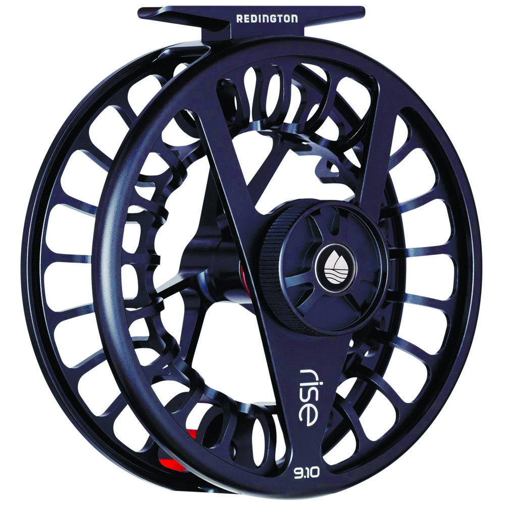 Катушка Redington Rise III Reel (#3/4, Black)