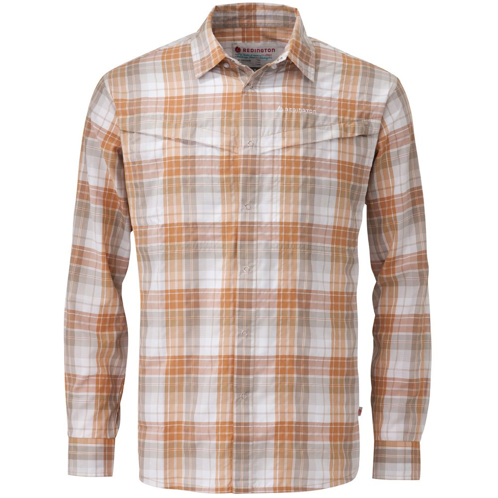 Рубашка Redington Wayward Guide Shirt LS (XL, Sunset)
