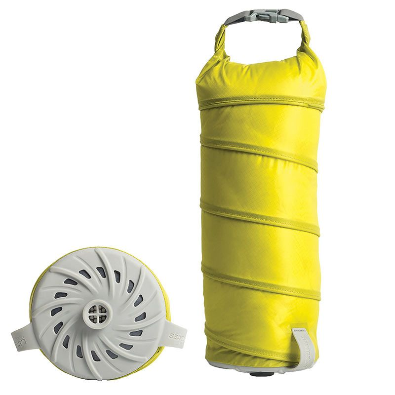 Насос Sea To Summit Jet Stream Pump Sack (Lime)