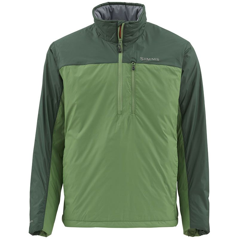 Пуловер Simms Midstream Insulated Pull-Over (L, Spinach)