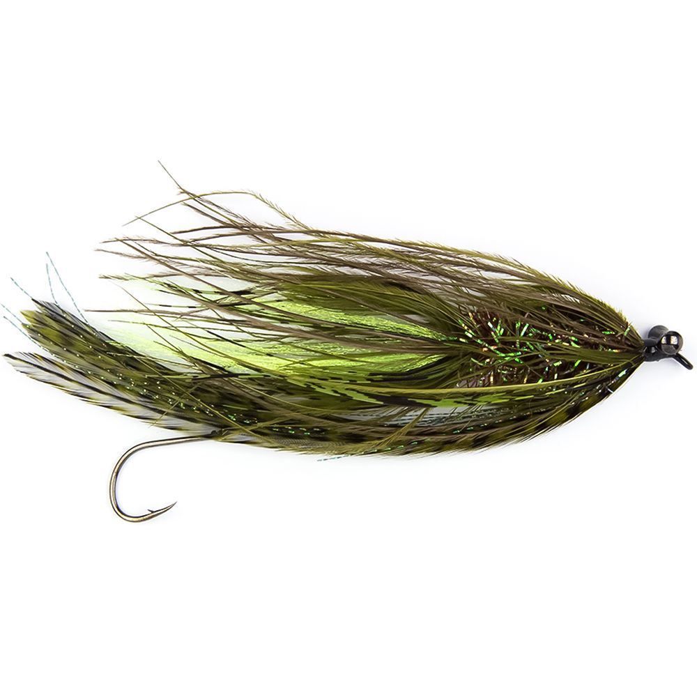 Мушка SF I2 Intruder Olive/Brown Single (#1 (Black/Owner 5411))