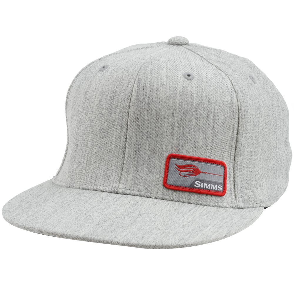 Кепка Simms Flexfit Patch Snap Back Cap (Natural Heather)