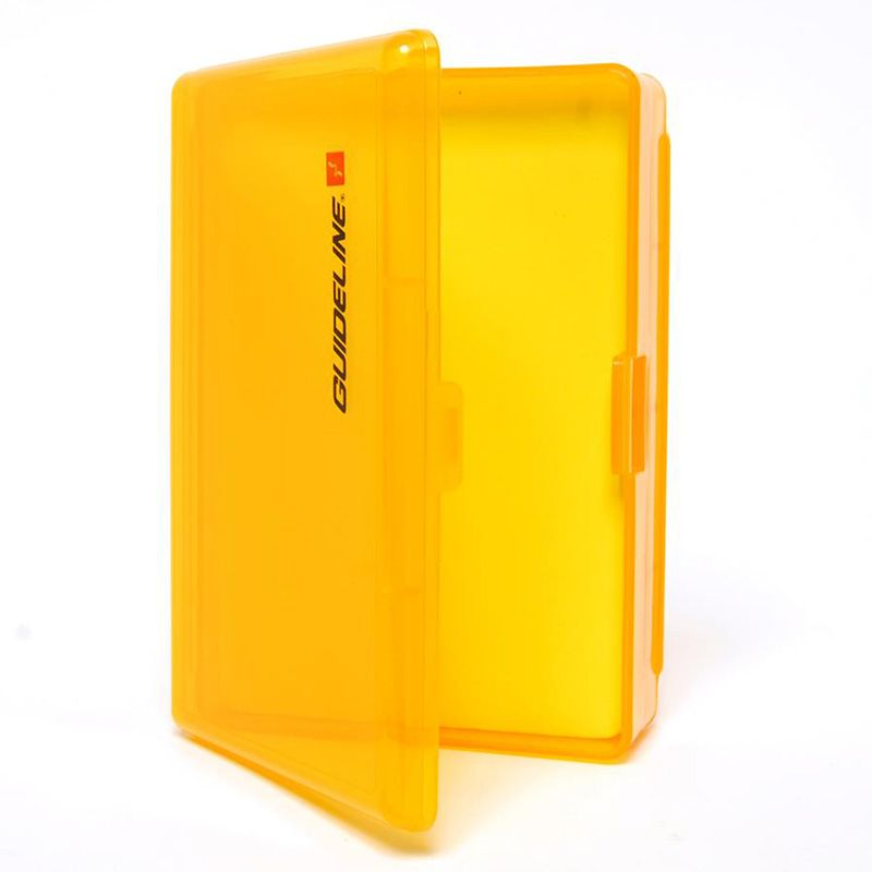 Коробка для мушек Guideline Flybox Pro Combi Tube (Yellow)