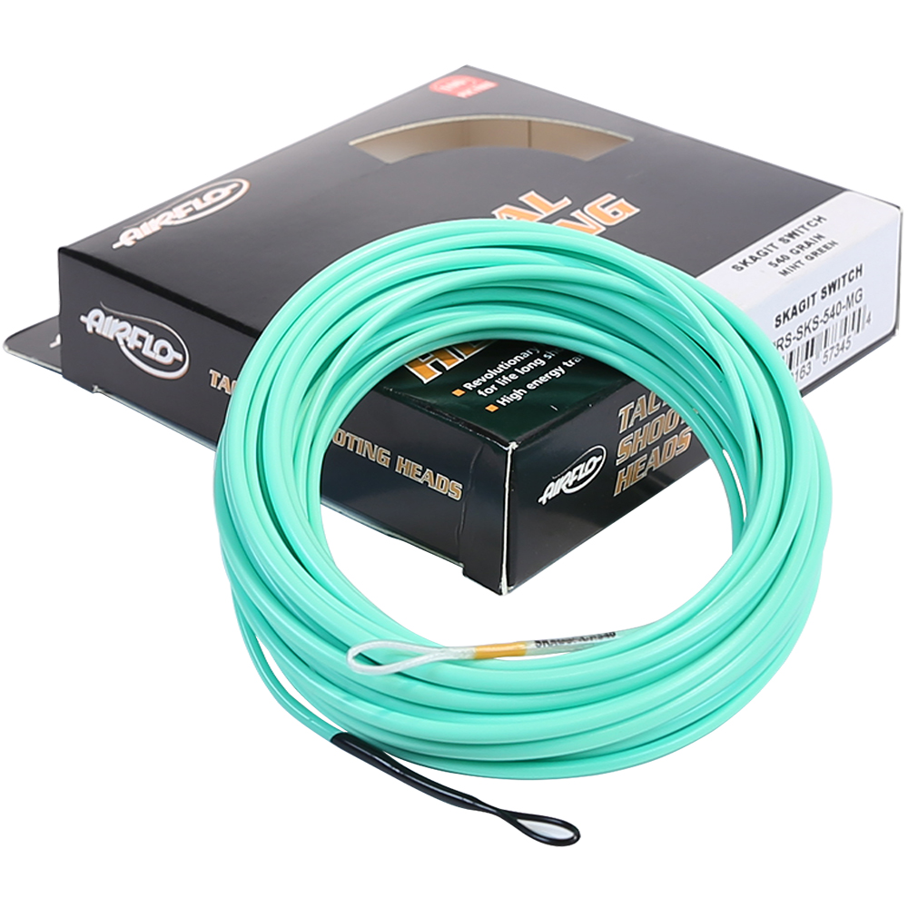 Шнур Airflo Skagit Switch (540gr, #8/9, Mint Green)