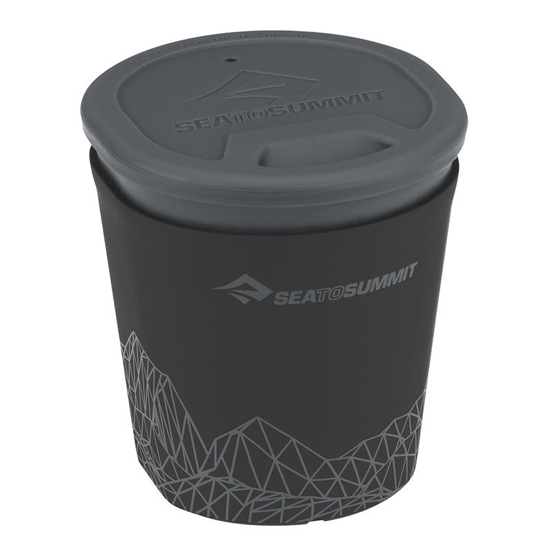 Кружка Sea To Summit Delta Light Insulated Mug (Grey)