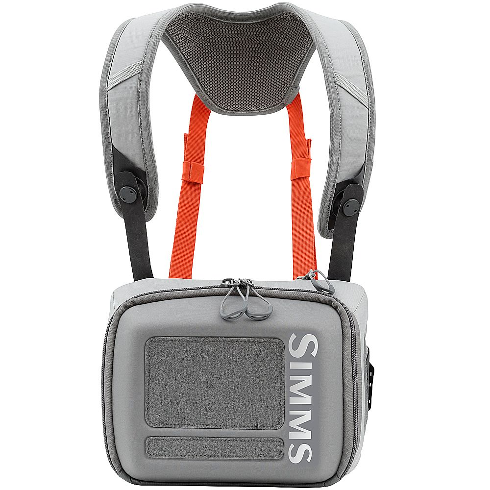 Сумка Simms Waypoints Chest Pack (Gunmetal)