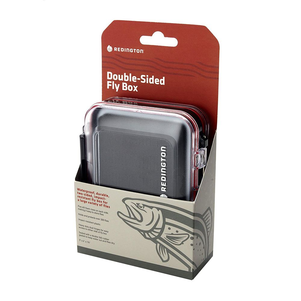 Коробка для мушек Redington Double Sided (Medium, Slit Foam)
