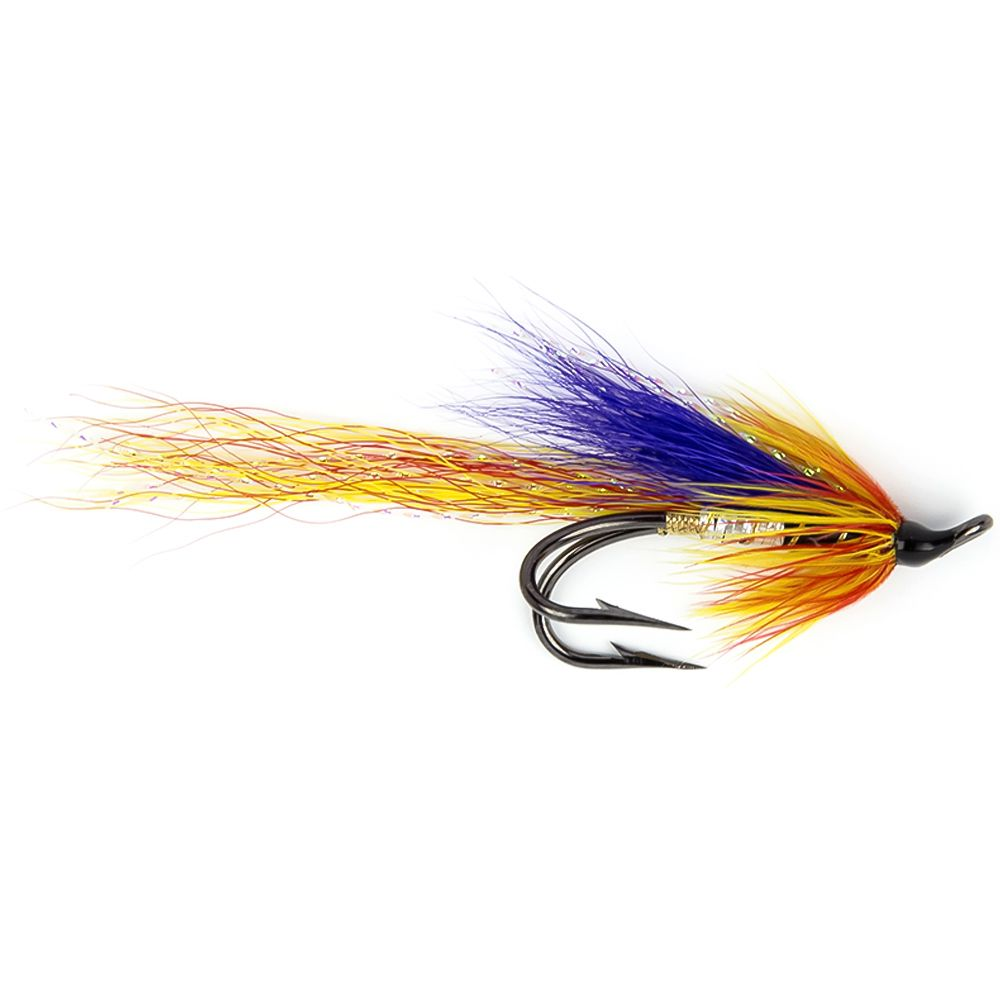 Мушка SF Ally's Cascade Shrimp Purple Double (#10 (Black/VMC 9909))
