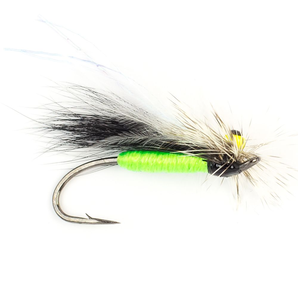 Мушка SF Ghost Stone Fly Single (#6 (Black/Partridge M))