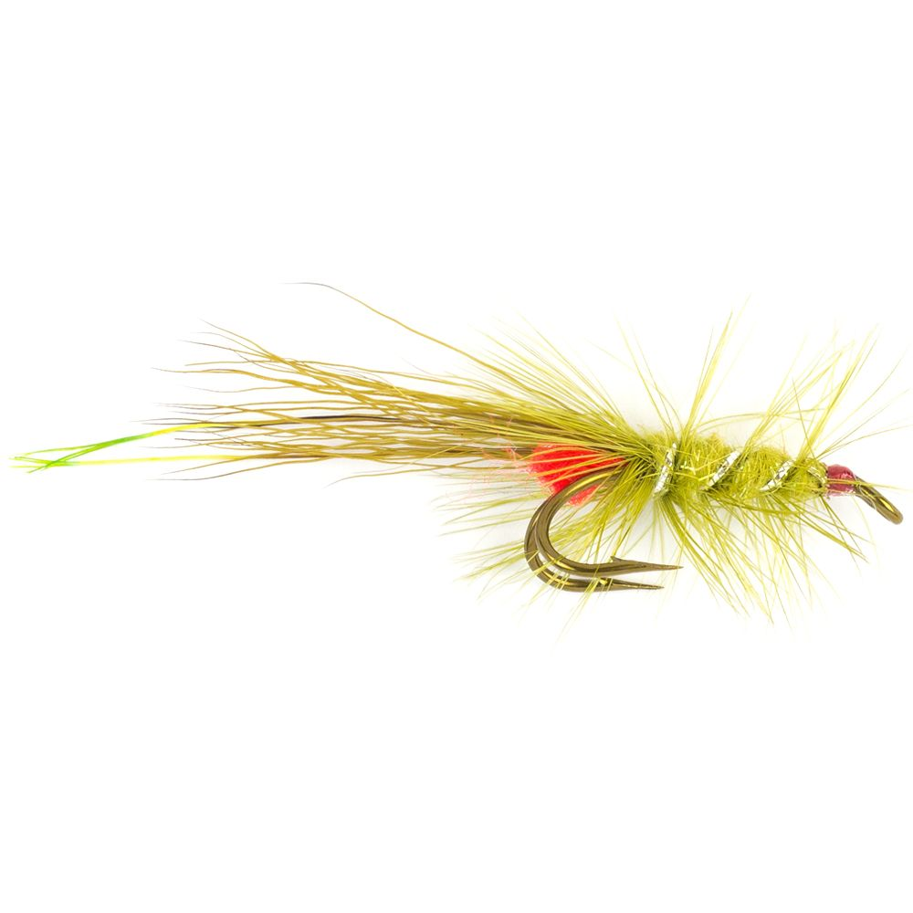 Мушка FREDit Bomber Shrimp Olive (#6)