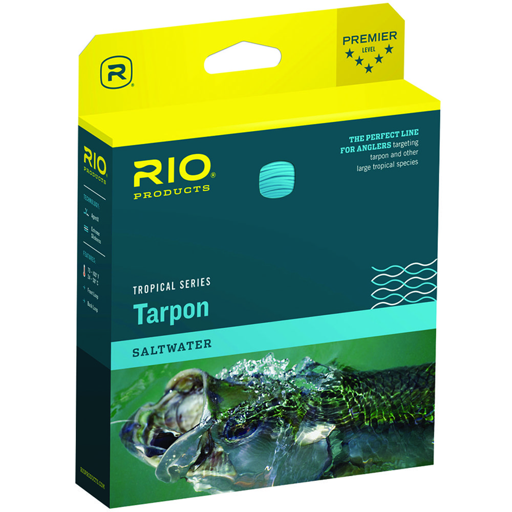 Шнур Rio Tarpon Short (WF10 F/I, Clear Tip/Sand/Sea Grass)