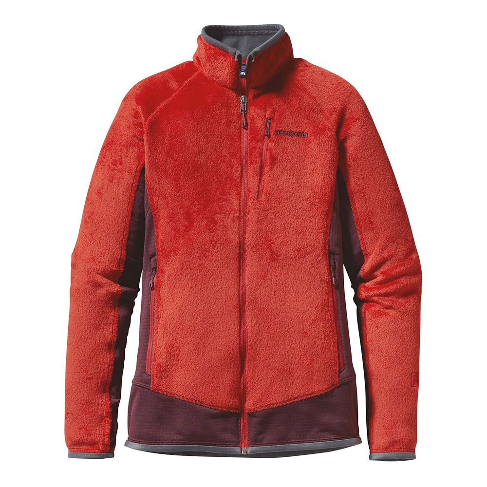 Куртка Patagonia R2 Fleece Jacket w's (S - Cochineal Red)