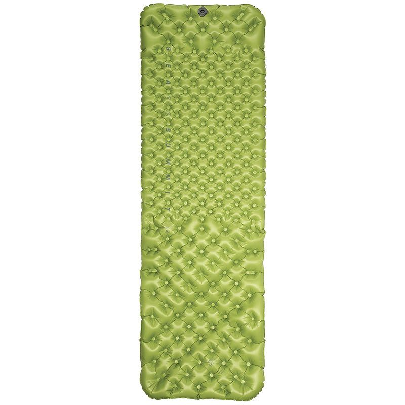 Коврик надувной Sea To Summit Comfort Light Insulated Mat (Regular Rectangular, Green)