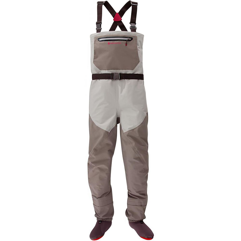 Вейдерсы Redington Sonic-Pro Wader (S, Feather Grey/Falcon)