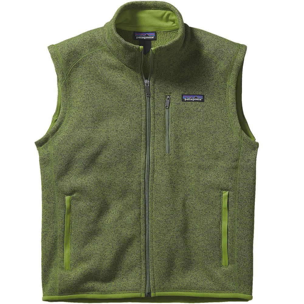 Жилет Patagonia Better Sweater Fleece Vest (XXL, Supply Green)