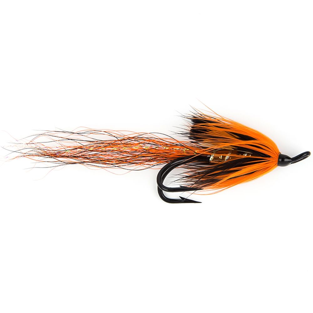 Мушка SF Ally's Copper Shrimp Double (#10 (Black/VMC 9909))