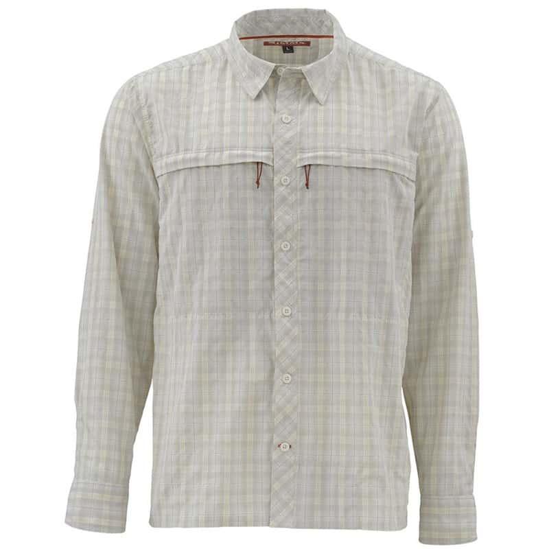 7c3a984b02f5 Рубашка Simms Stone Cold LS Shirt (XXL, Teal Plaid) - купить с ...