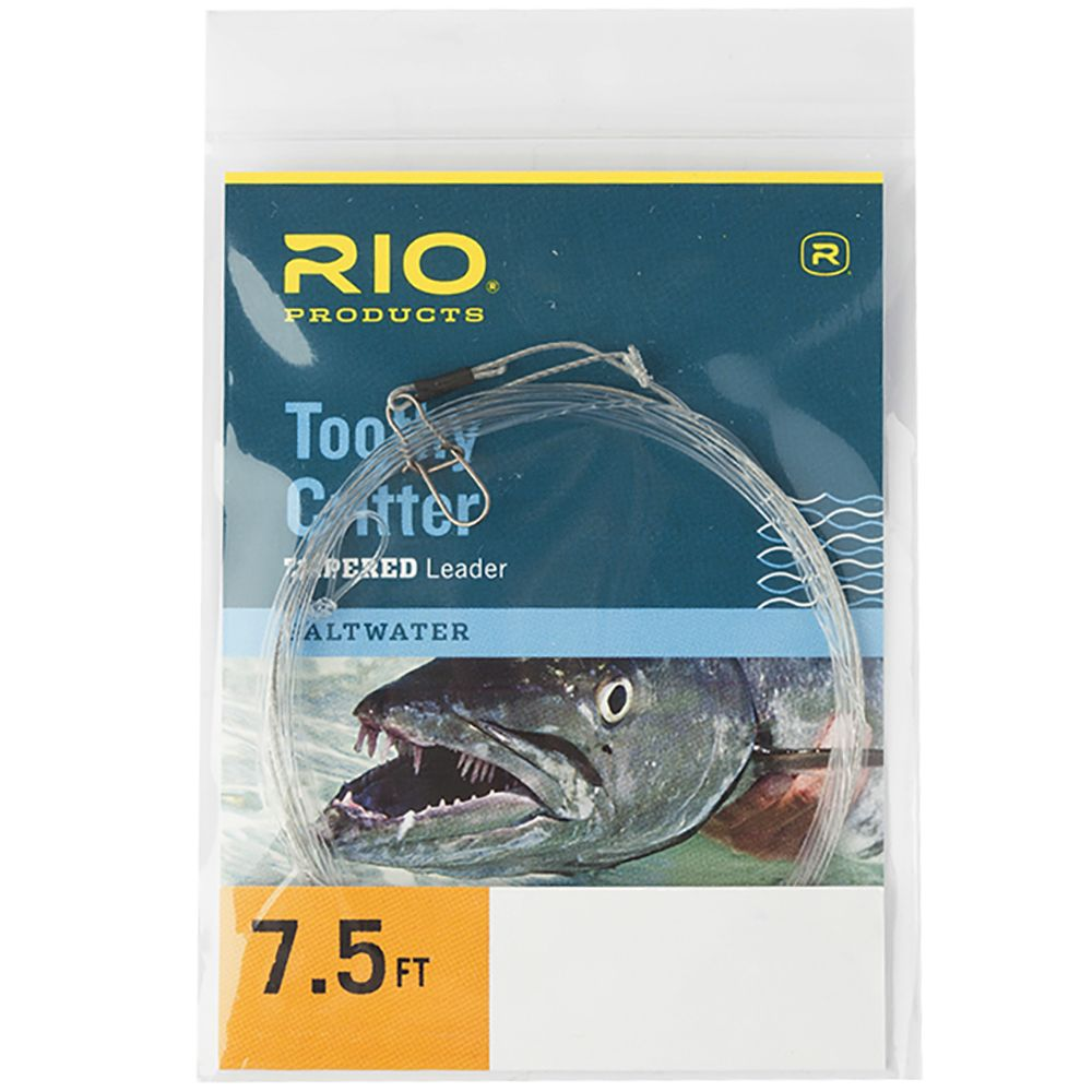 Подлесок Rio Toothy Critter II Knottable Wire Leader (7.5ft, 30lb, Knottable Wire)