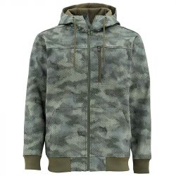 Куртка Simms Rogue Fleece Hoody (M, Hex Camo Loden)