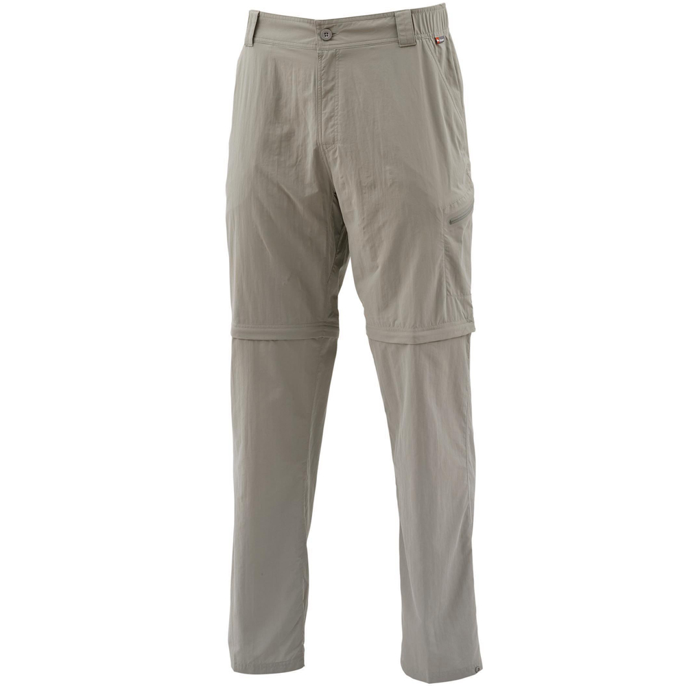 Брюки Simms Superlight Zip Off Pant (XL, Mineral)