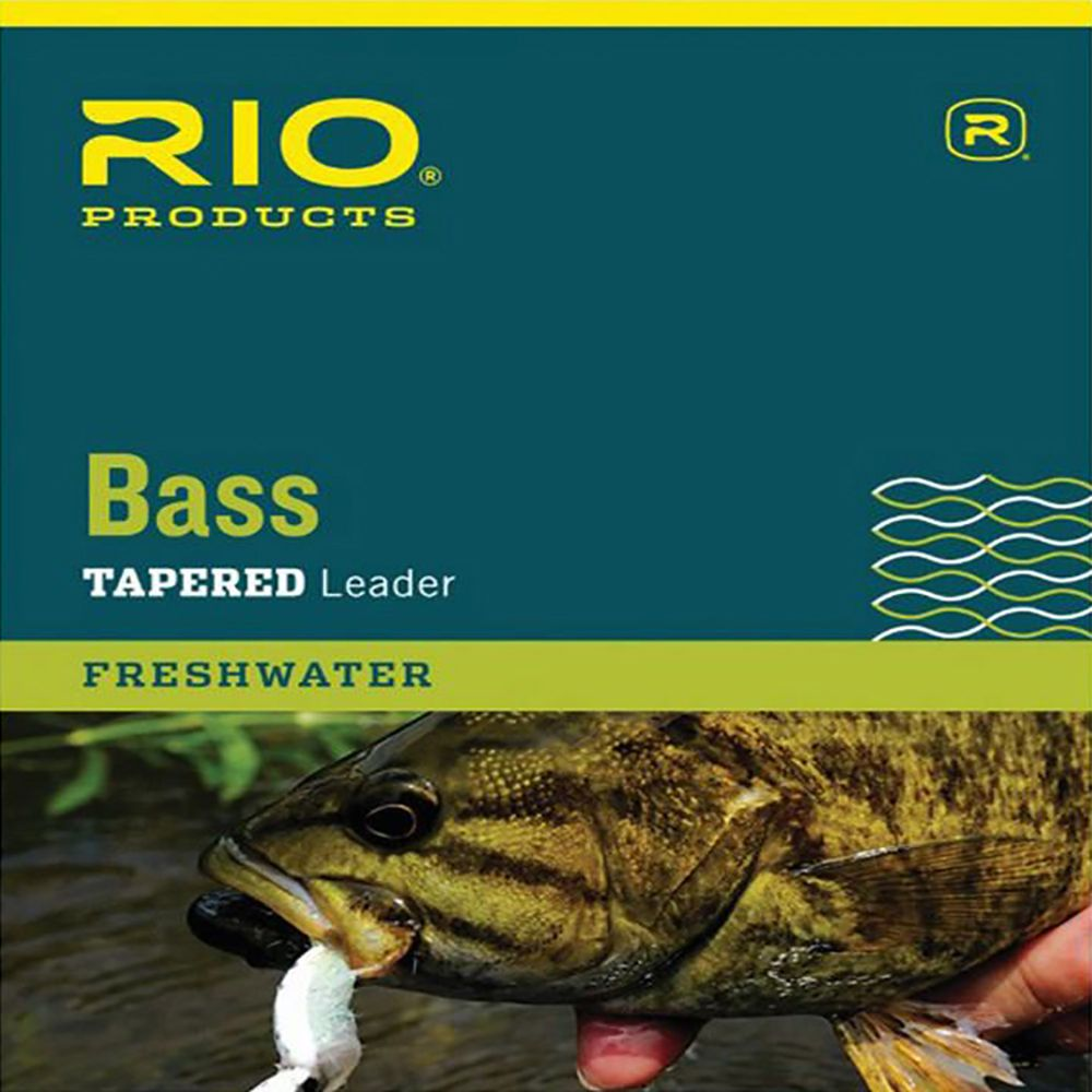 Подлесок Rio Bass Leader (9 ft., 10lb, 4.5kg)